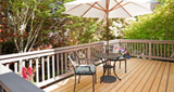 Deck & patio design in Roanoke, VA