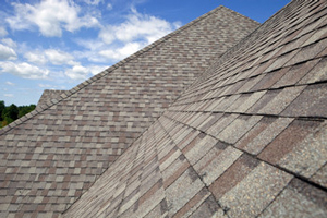 Homes roofed with asphalt shingles in Rocky Mount